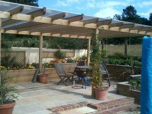 Timber Sun Terrace